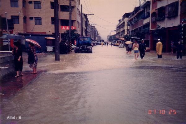 古意灘音-5林恩颱風