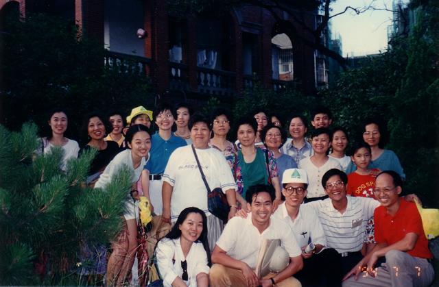 蘇厝蘇爾民大厝 史蹟巡禮 1994