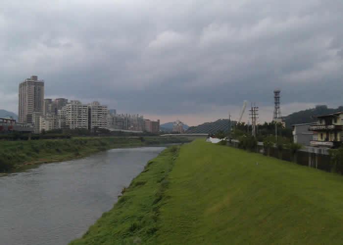 基隆河景觀2016年