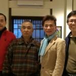 【汐止人物】青田茶館和敦煌畫廊的賴志明老師