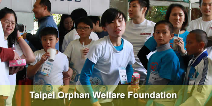 The Taipei Orphan Welfare Foundation
