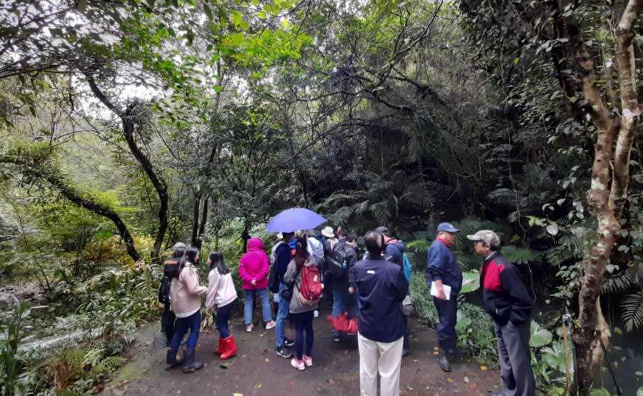 【學習之旅】台灣美麗夷洲協會參訪牛伯伯蝴蝶生態園區